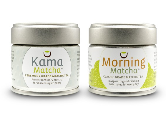 Kama and Morning Matcha Bundle – Buy Both and Save 10%