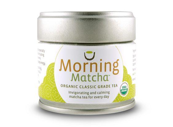 <em>Classic Grade</em> Morning  Matcha Tea