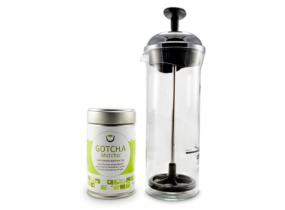 Matcha Devotion Latte Set- OUT OF STOCK