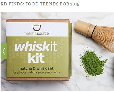 Kitchen Daily Food Trends 2015