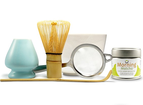 FOCUS Tea Set – Complete Matcha Starter Set with Choice of Tea-OUT OF STOCK