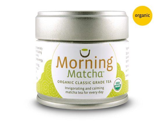 <em>Organic Matcha Tea -</em> Morning Matcha Classic Grade