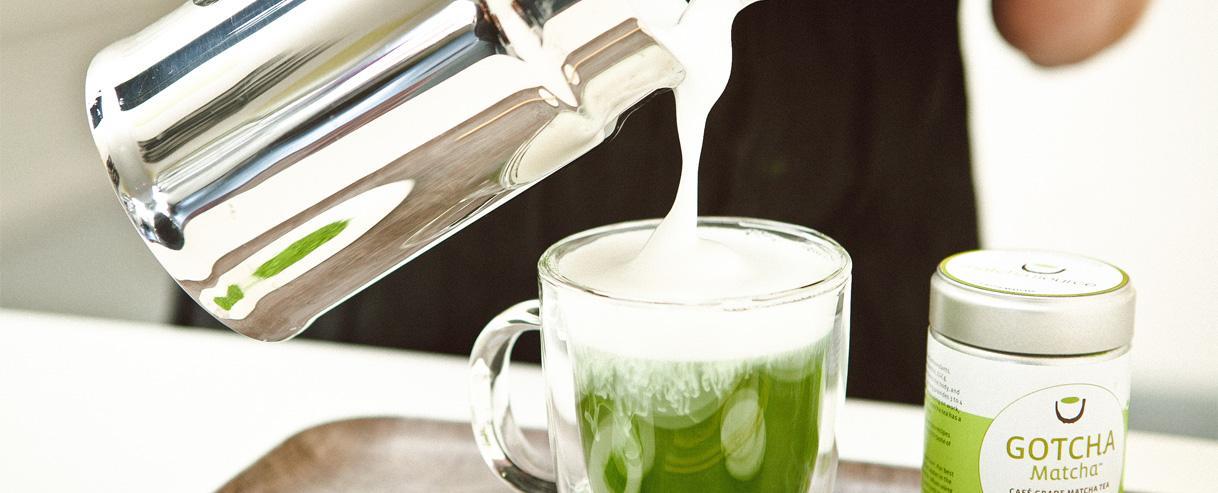 Matcha Green Tea Latte Matcha Source