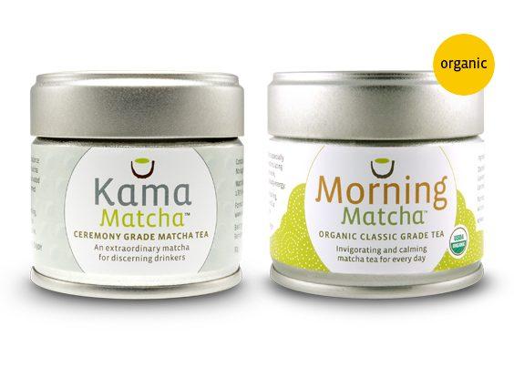 Kama and Organic Morning Matcha Bundle – Buy Both and Save 10%