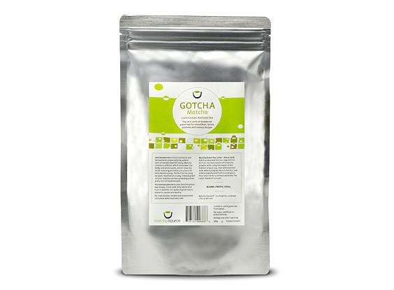 Cafe Grade Gotcha Matcha – 1 lb Bag – 250 Servings