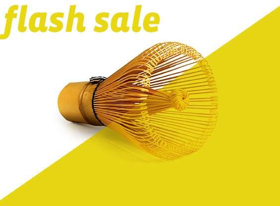 FLASH SALE Bamboo Whisk Save $5