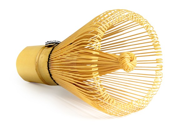 Bamboo Whisk, 100 Prong