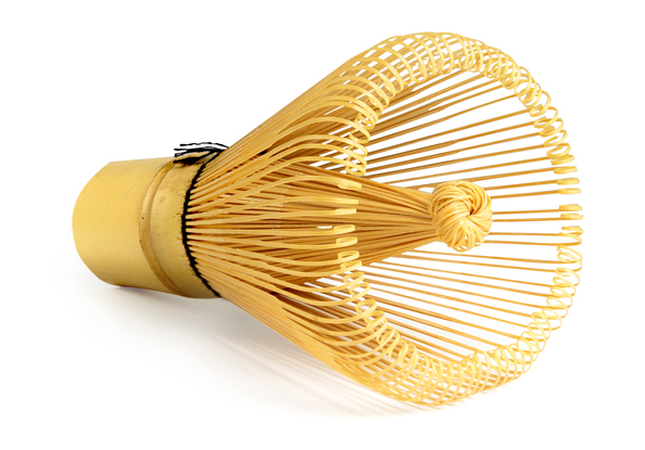 Bamboo Whisk - 100 Prong