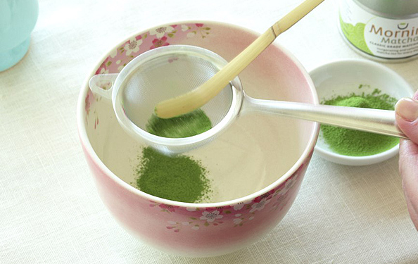 How to prepare Matcha Green Tea