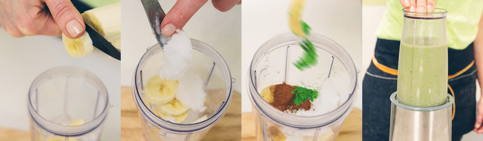 Matcha Green Tea Smoothies | Matcha Recipe | Matcha Source