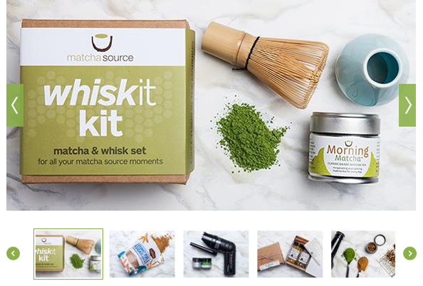 Kitchen daily Matcha Source