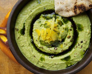 Matcha Hummus Recipe