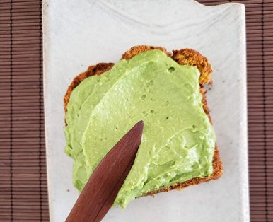 Matcha Cream Cheese Frosting